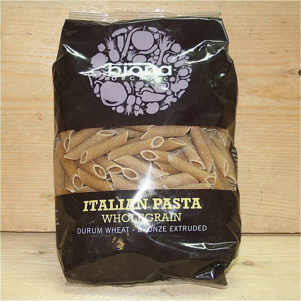 Wholewheat Penne Durum Wheat Pasta