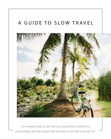 A guide to slow travel picture Klow