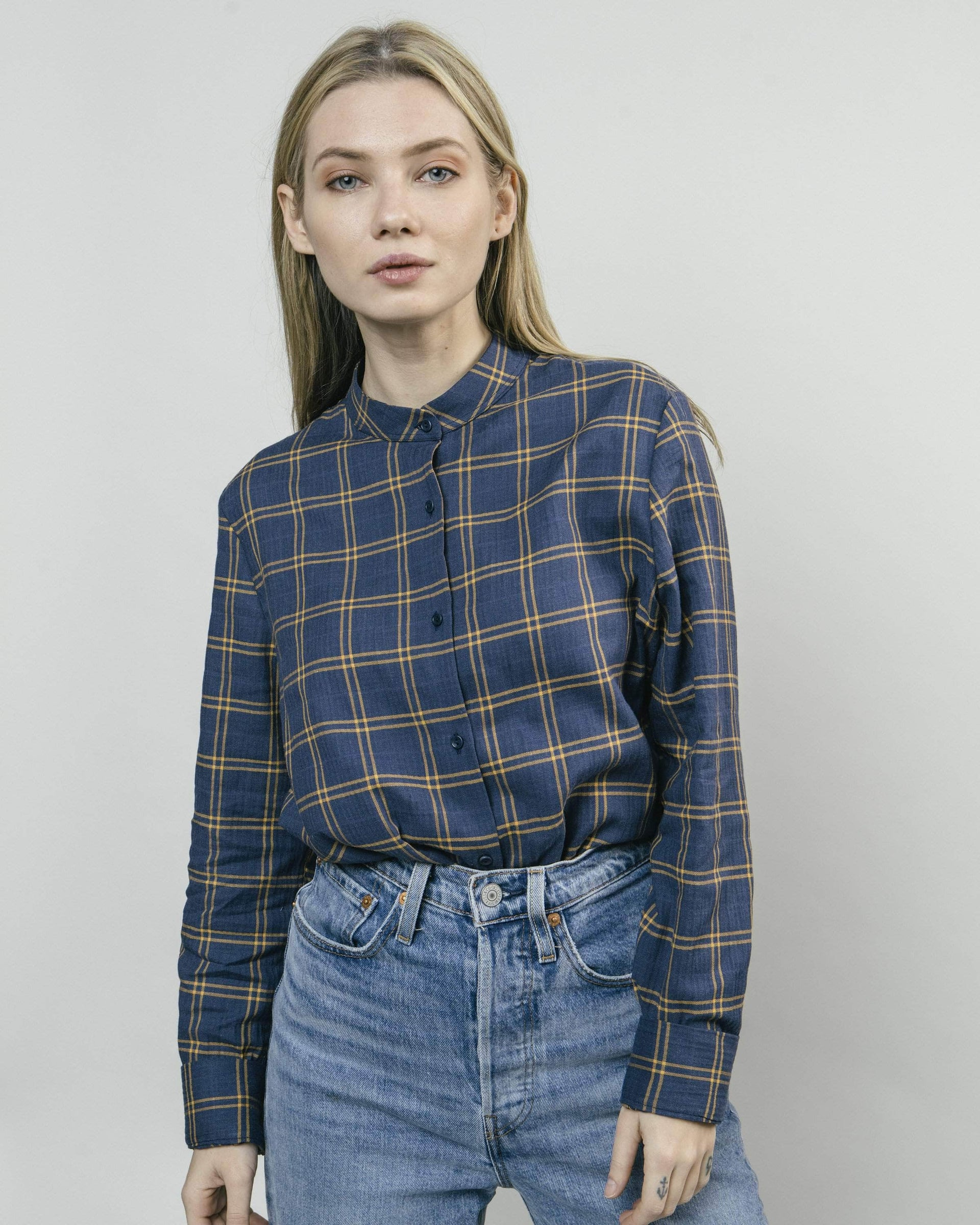 Woodcutter Essential Blouse from Klow
