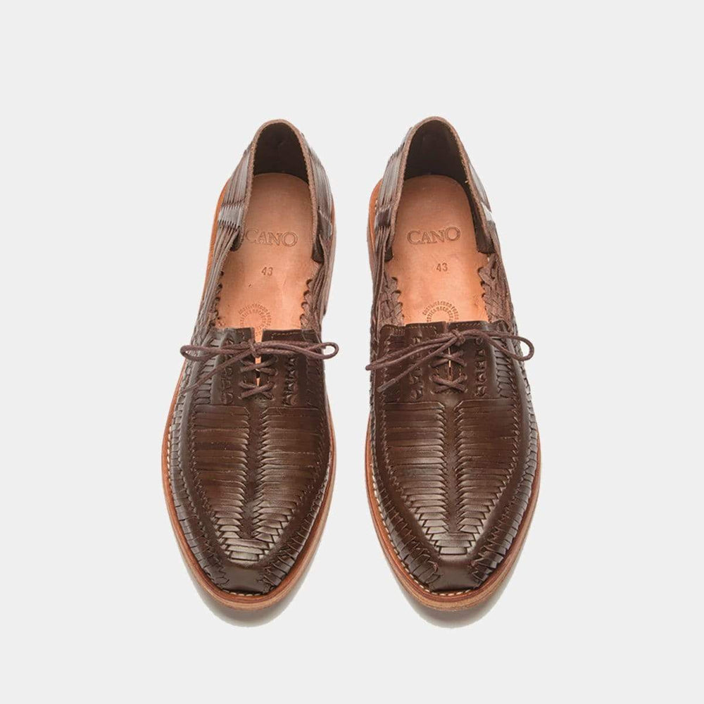 CANO Casual shoes BENITO Coffee