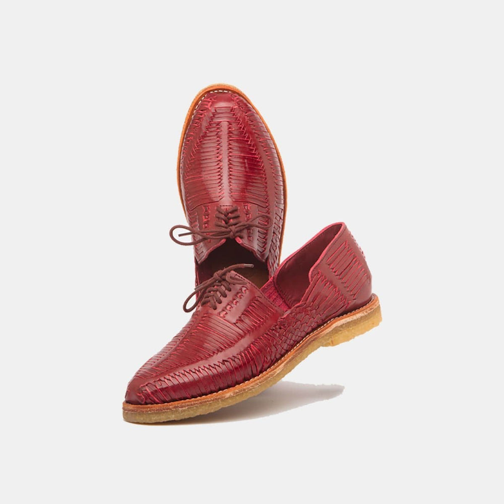 CANO Casual shoes BENITO Natural Red