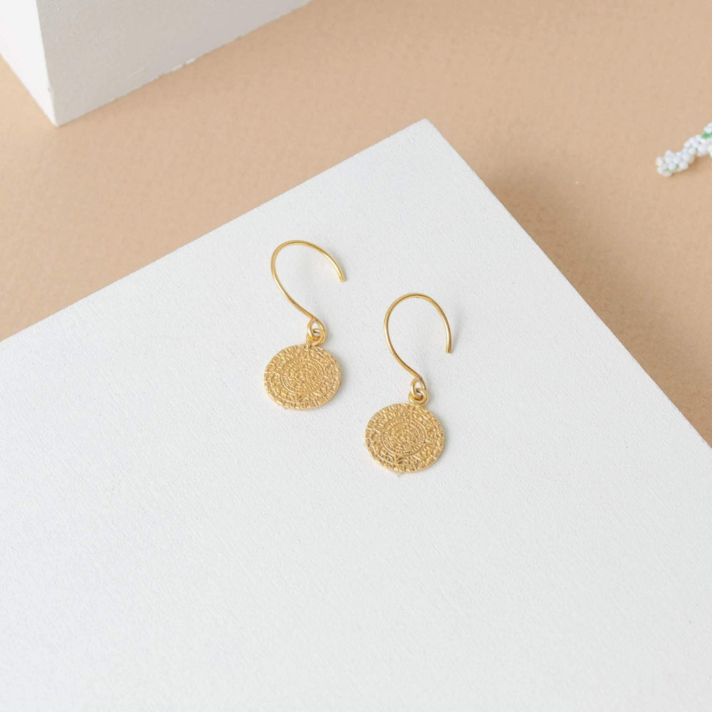 CANO Accessories Boucles d'oreilles Maia Earrings Gold