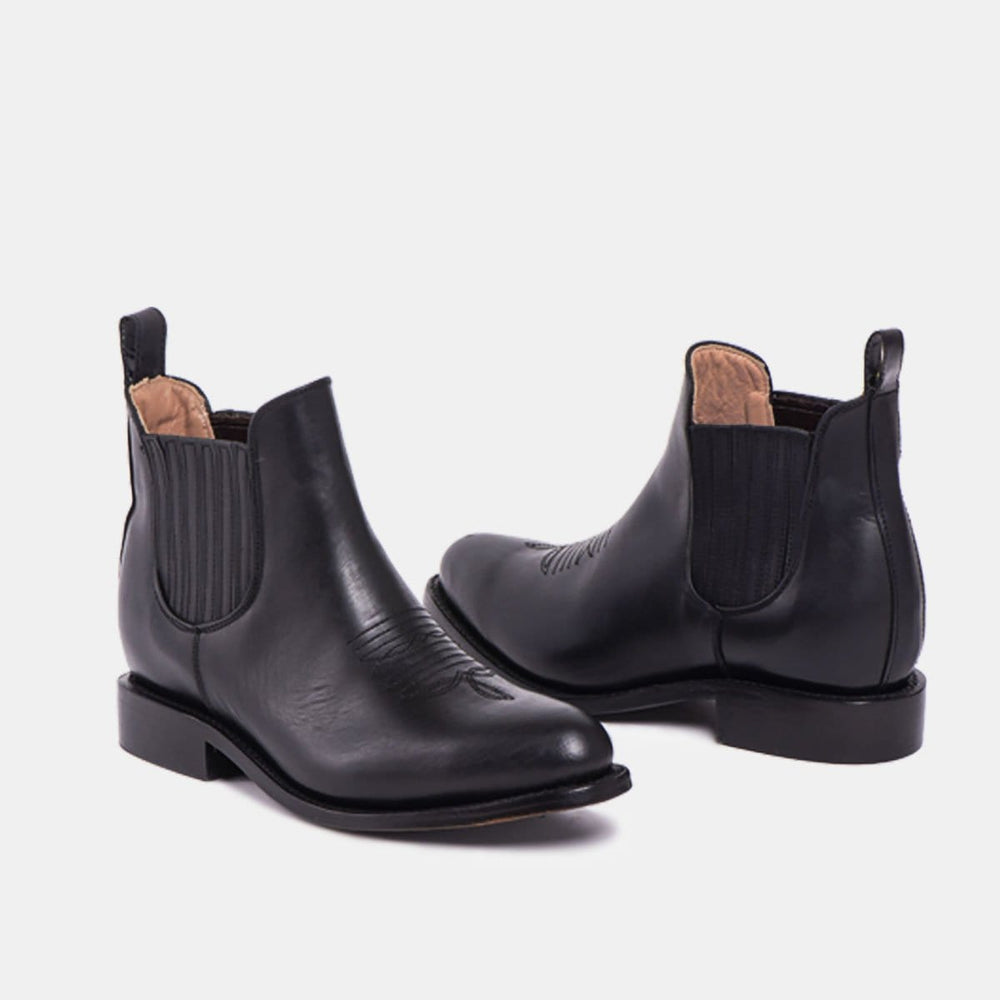 CANO Casual shoes ELOISA Charro Boot Black