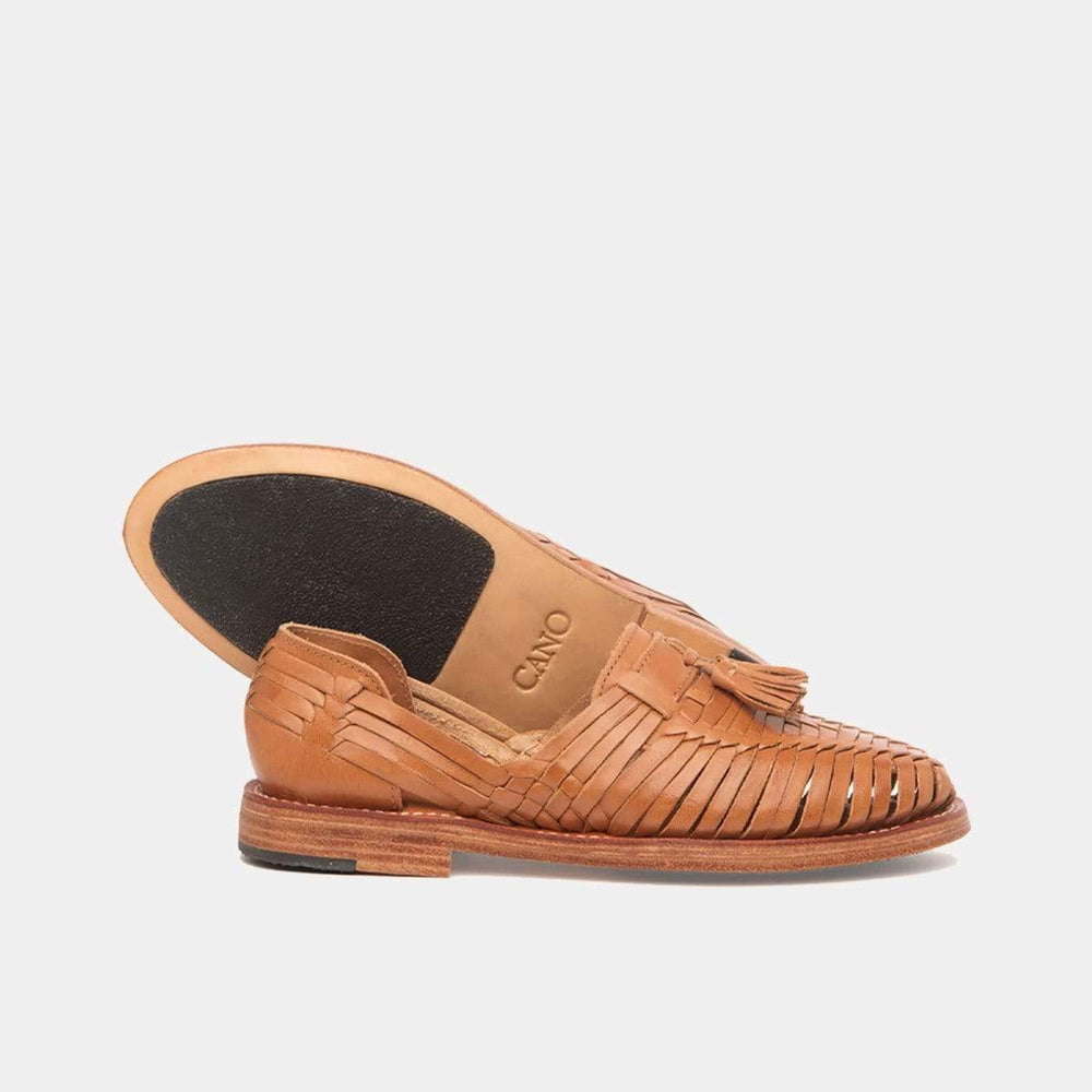 CANO Casual shoes FRIDA Cognac
