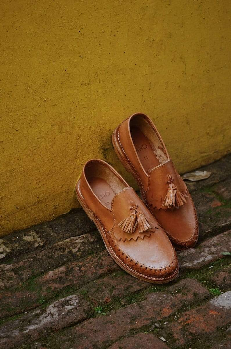 CANO Casual shoes KAHLO Cognac