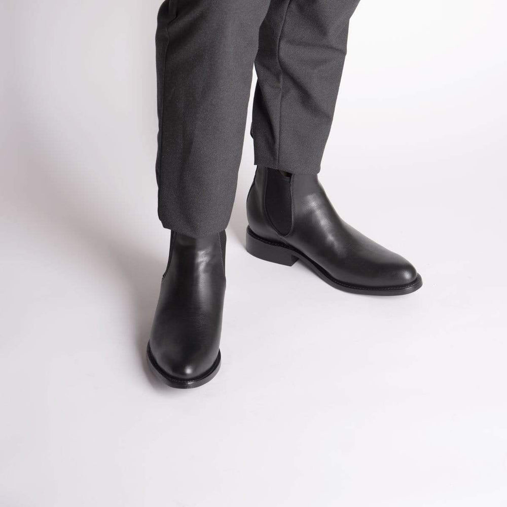 CANO Casual shoes MANUEL Chelsea Boot Black