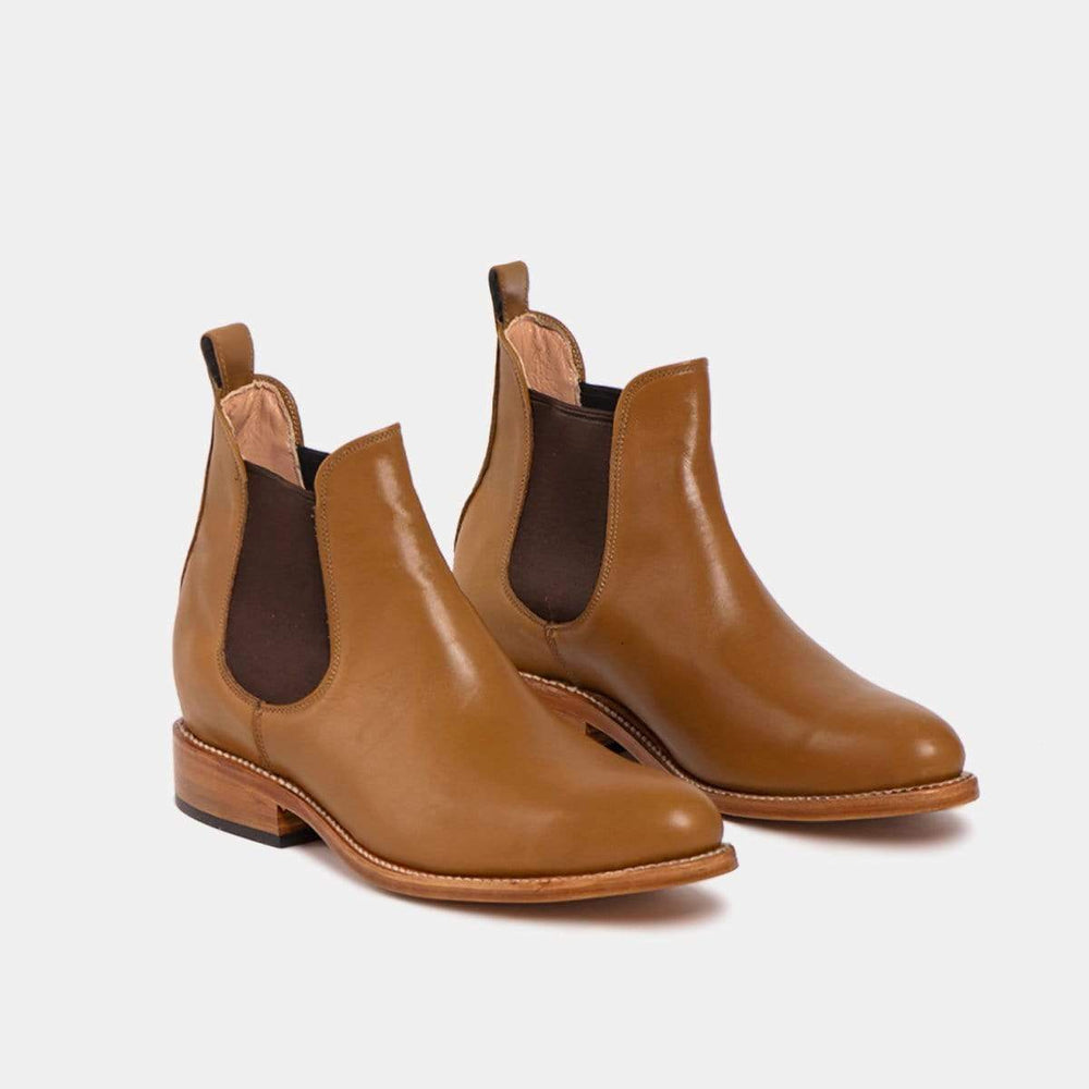 CANO Casual shoes MANUEL Chelsea Boot Cognac
