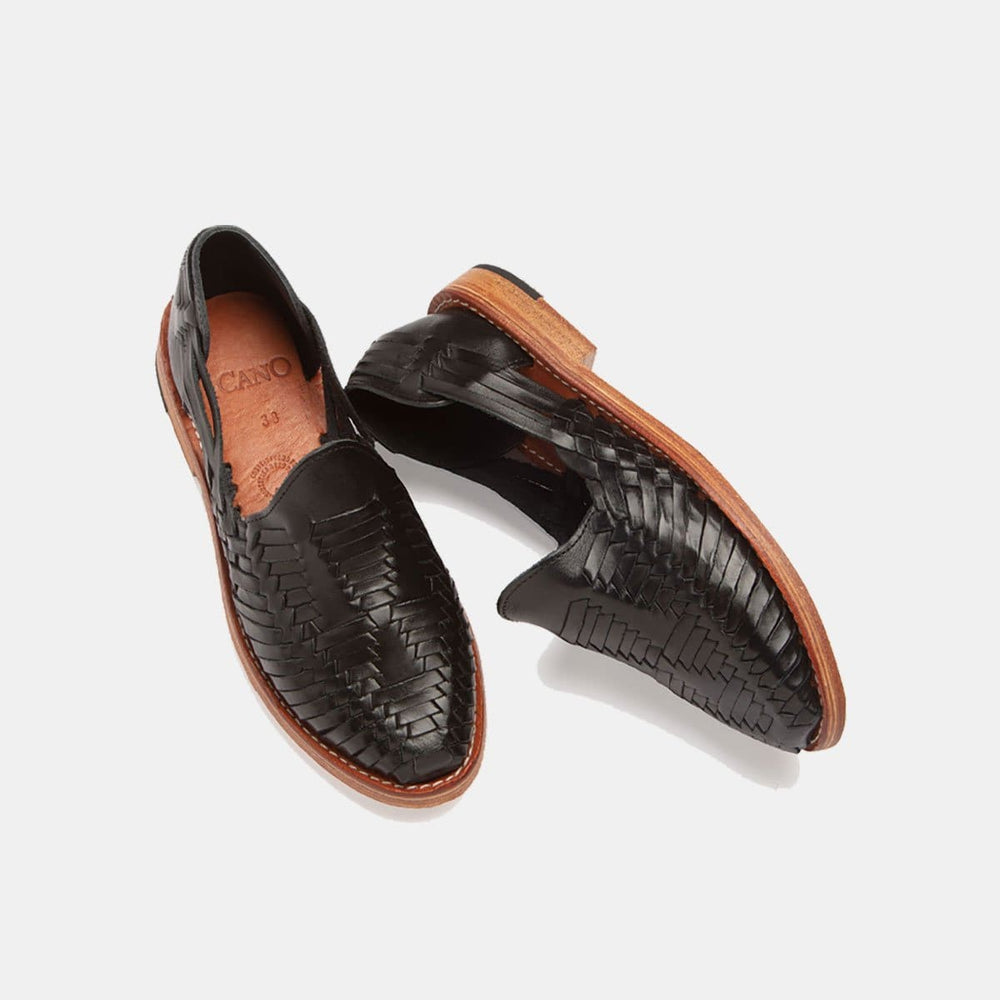 CANO Casual shoes MARA Black