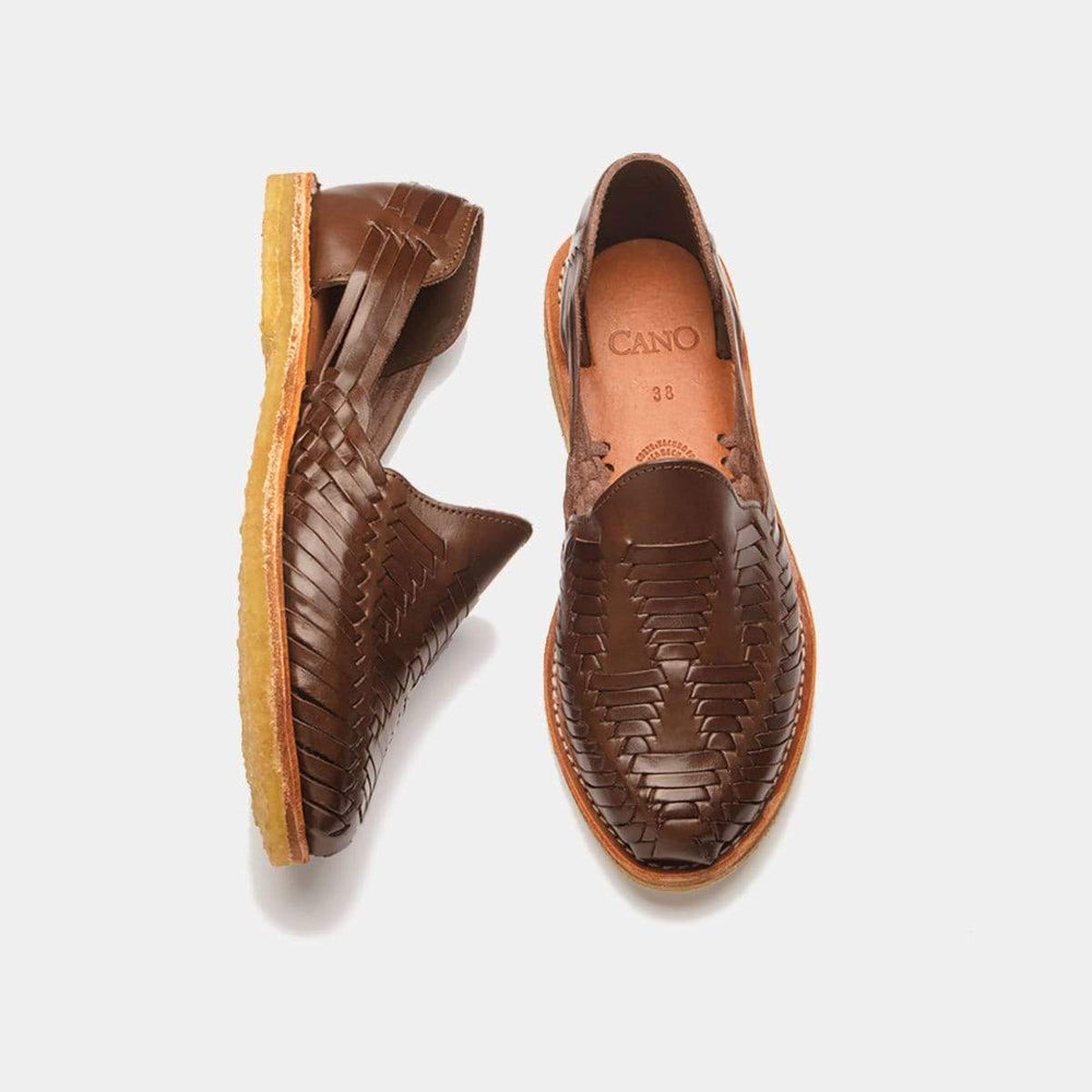 CANO Casual shoes MARA Natural Coffee