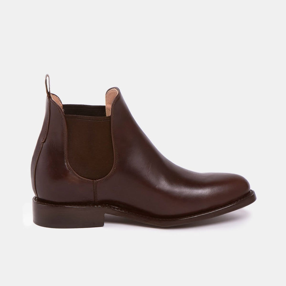 CANO Casual shoes MARIA Chelsea Boot Chocolate