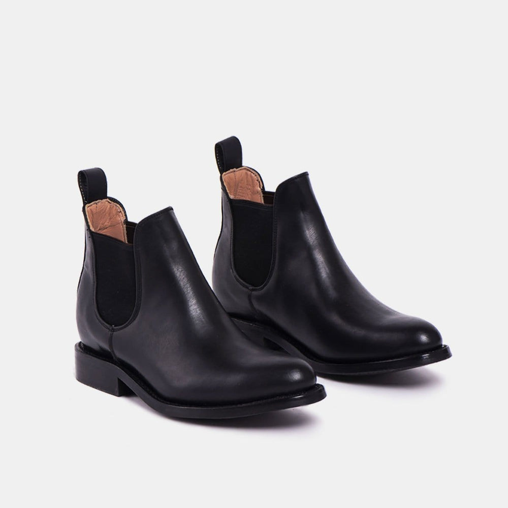 CANO Casual shoes MONTSE Chelsea Tire Boot Black
