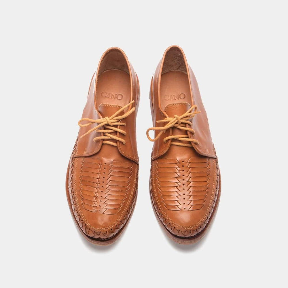 CANO Casual shoes ZAPATA Cognac