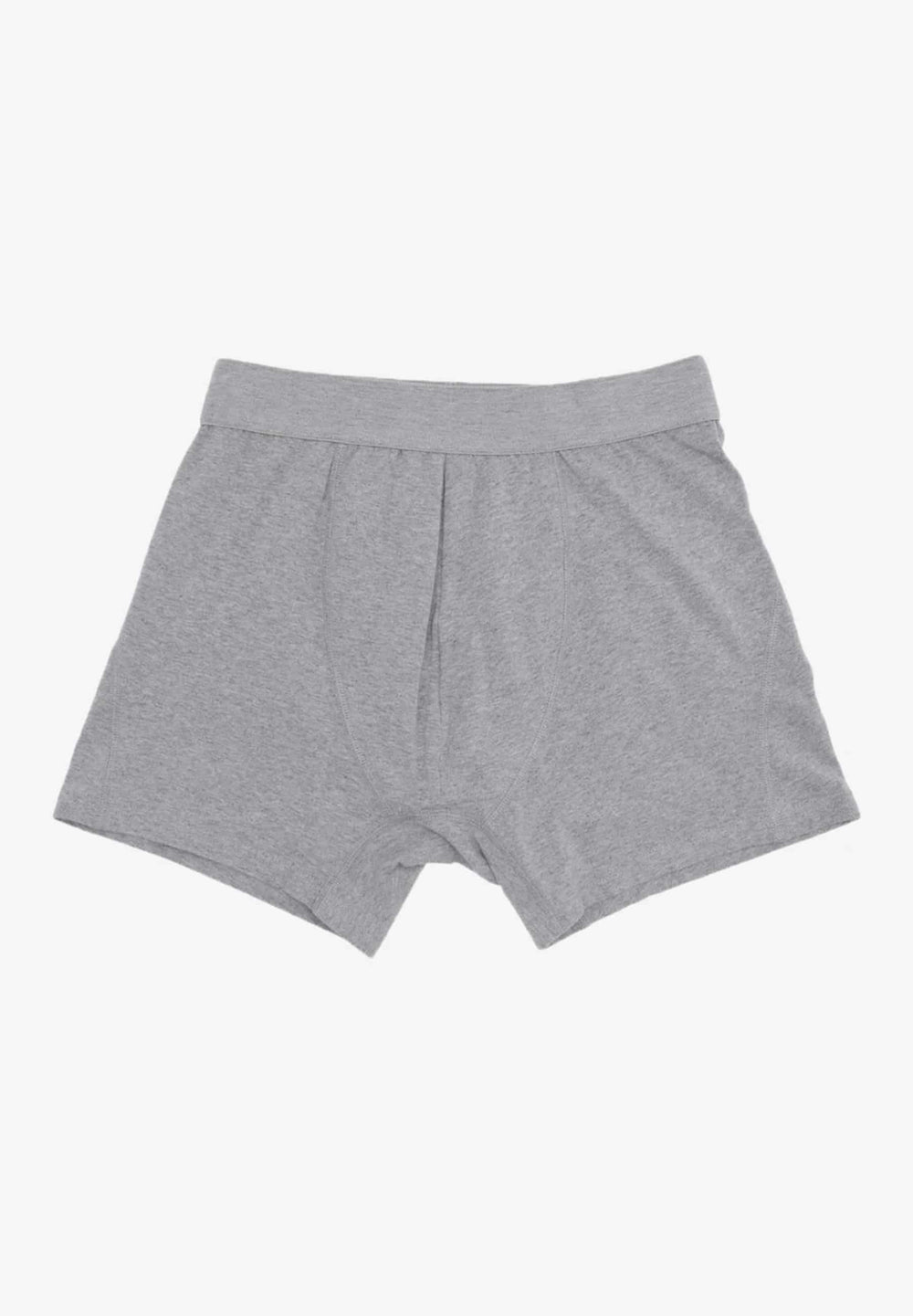 Colorful Standard Underwear Boxer Classic Organic Briefs Heather Grey