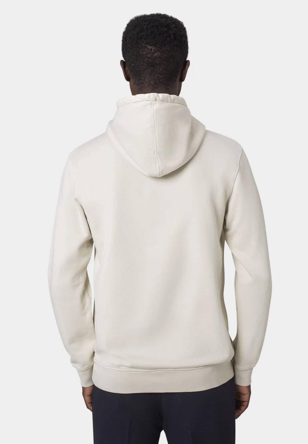 Colorful Standard Sweat-shirts Sweatshirt à capuche Classic Organic Ivory White