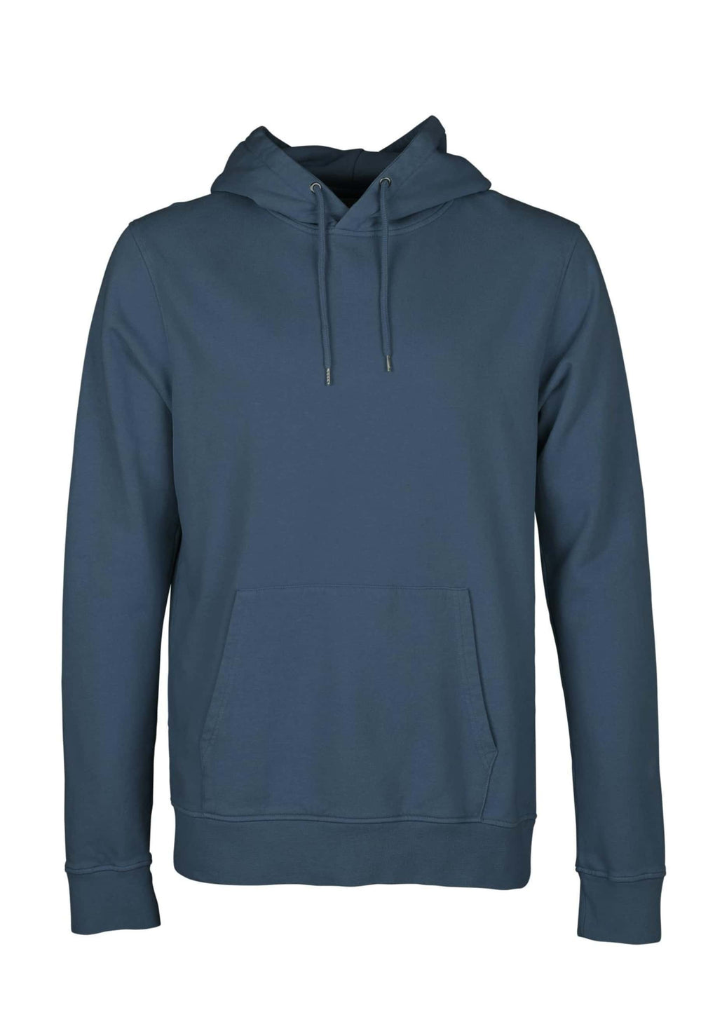 Colorful Standard Sweat-shirts Sweatshirt à capuche Classic Organic Petrol Blue
