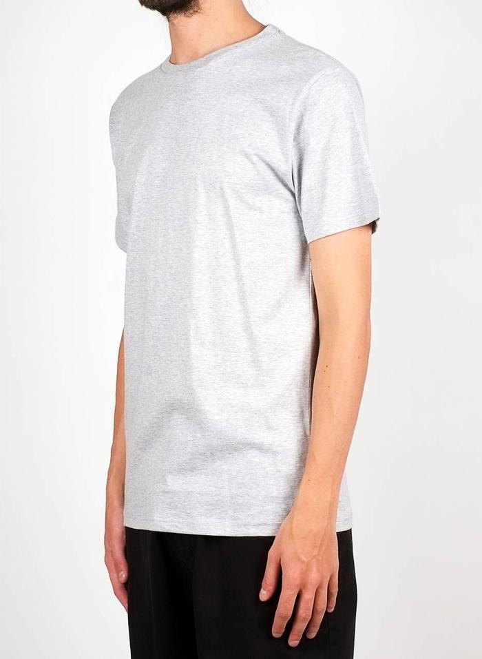 Dedicated T-shirts T-Shirt Stockholm Gris