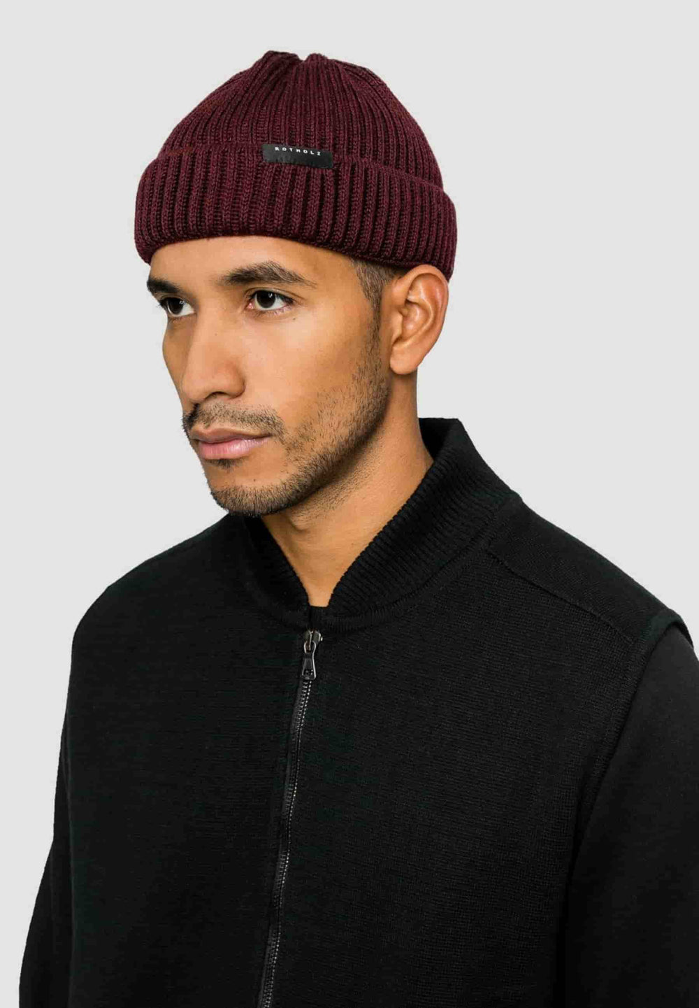 KLOW Bonnet Knit-Beaniesh Rouge