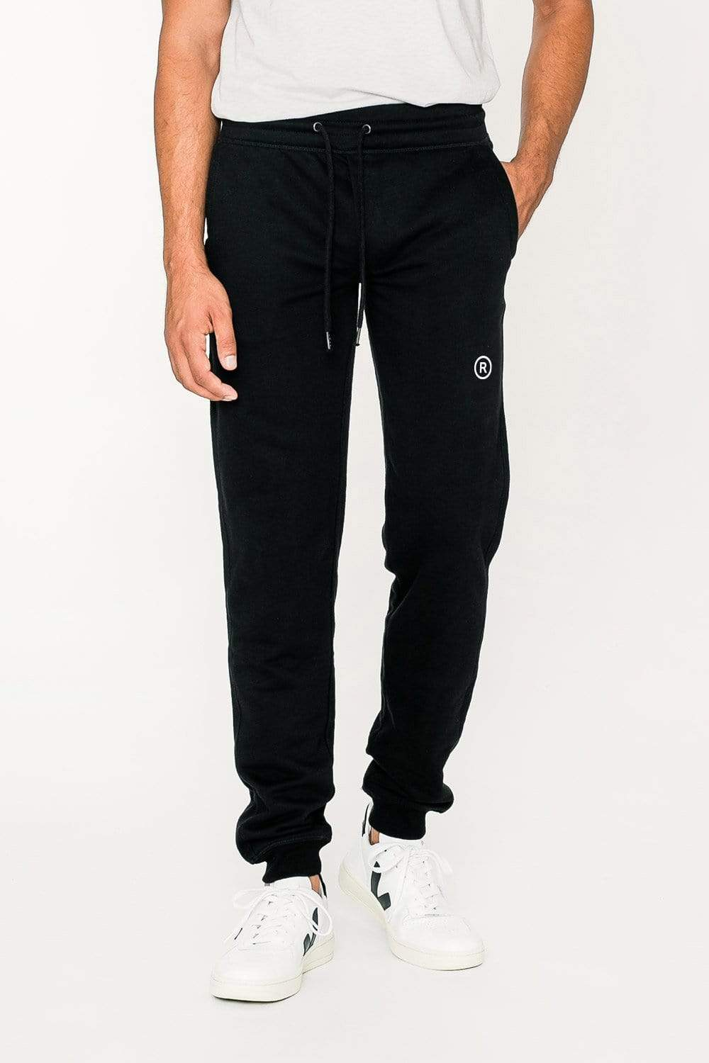 rotholz Activewear 'Rights' Jogginghose Schwarz