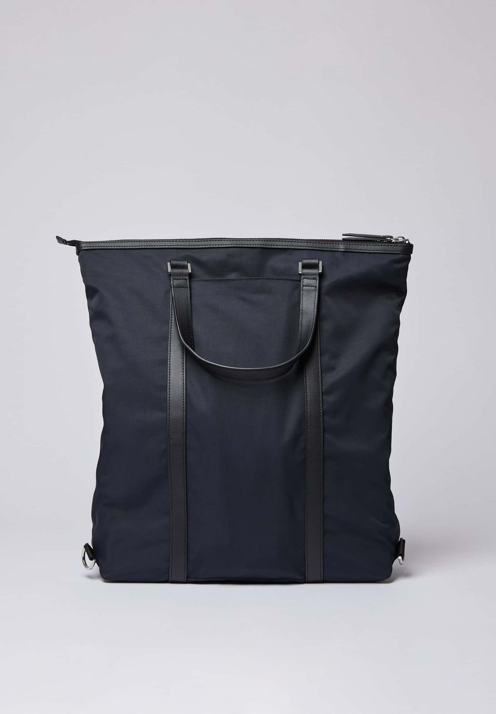 Sandqvist Bags Taille unique Sac Marta Black Leather Noir