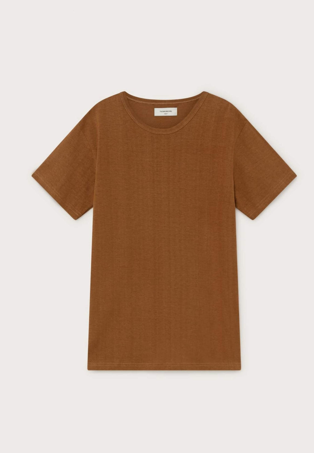 Thinking Mu T-shirts T-shirt Basic Hemp Caramel