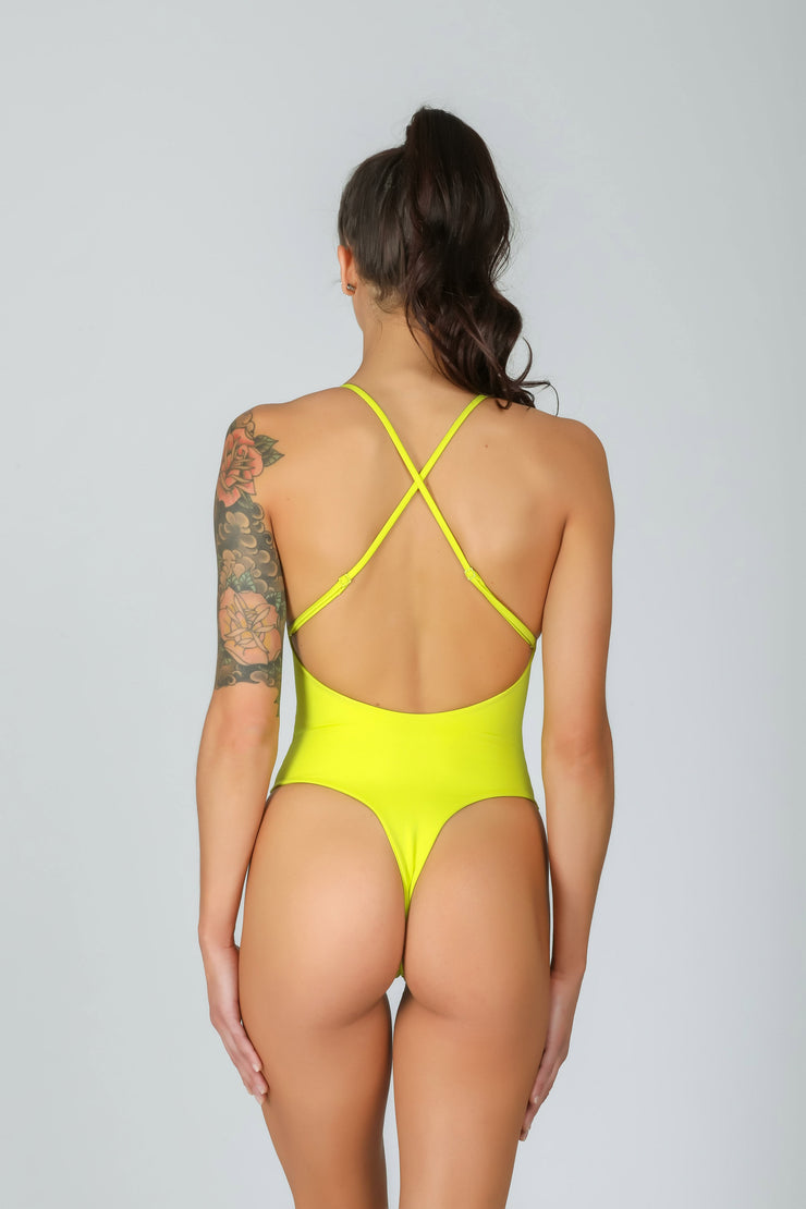 Josie One Piece: costume intero sgambato 1