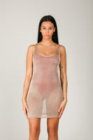 Rose Gold Dress: copricostume vestito, copricostume 2020
