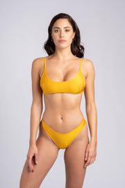 Gipsy Top 2.0: swimsuit top, swimwear costumi 8#color_mustard