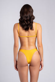 Gipsy Top 2.0: swimsuit top, swimwear costumi 9#color_mustard