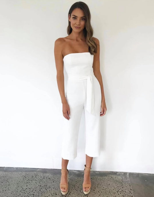 Rent Oyster Jumpsuit - Hire Society