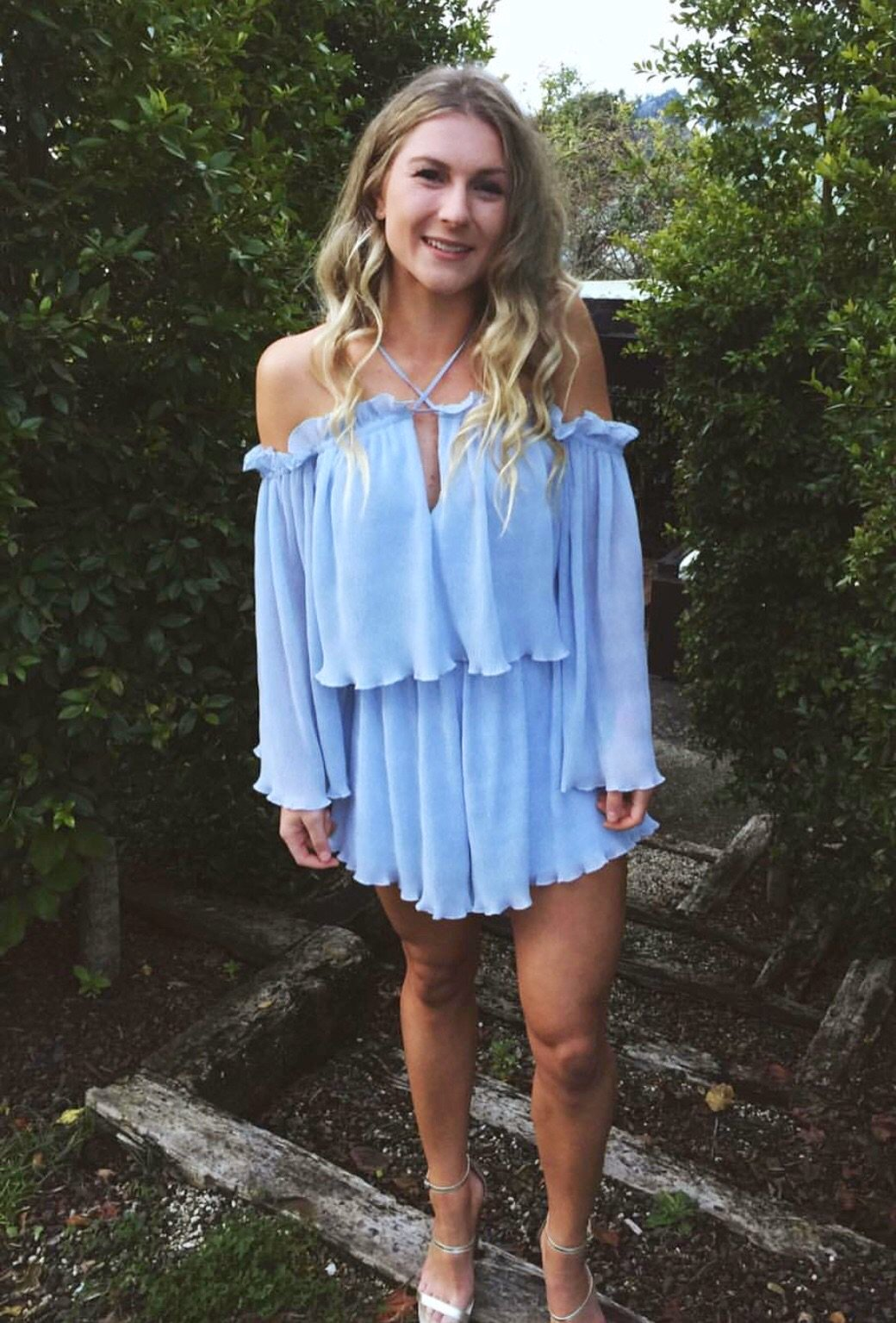 Rent Locomotion Playsuit - Hire Society