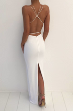 Rent Mila Gown - White - Hire Society