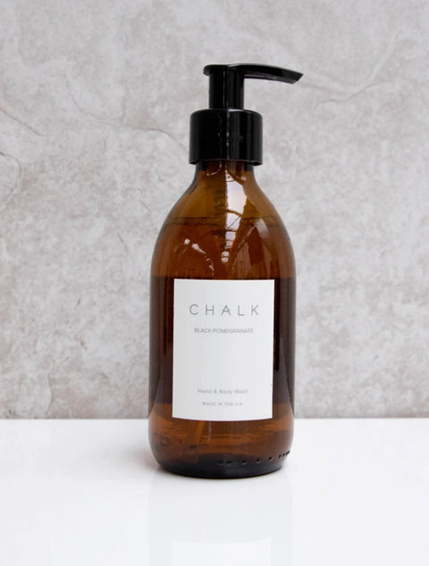 Chalk - Black Pomegranate Hand & Body Wash