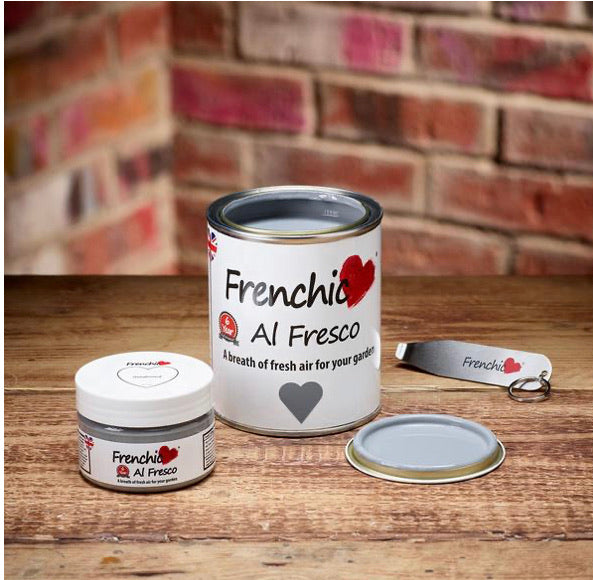 Frenchic Al Fresco paint - Greyhound 750ml,  - Bramley & White | Upholstery, Homewares & Furniture