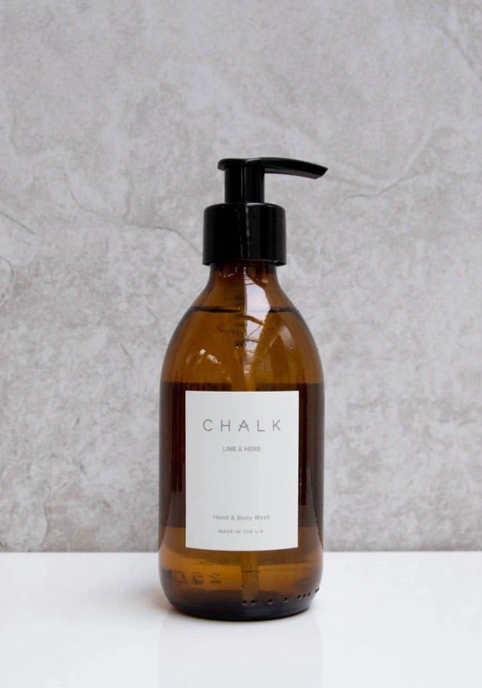 Chalk - Lime & Herb Hand & Body Wash