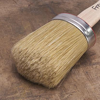 Frenchic oval brush - large,  - Bramley & White | Upholstery, Homewares & Furniture