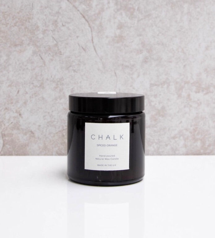 Chalk - Orange Spice candle,  - Bramley & White | Upholstery, Homewares & Furniture