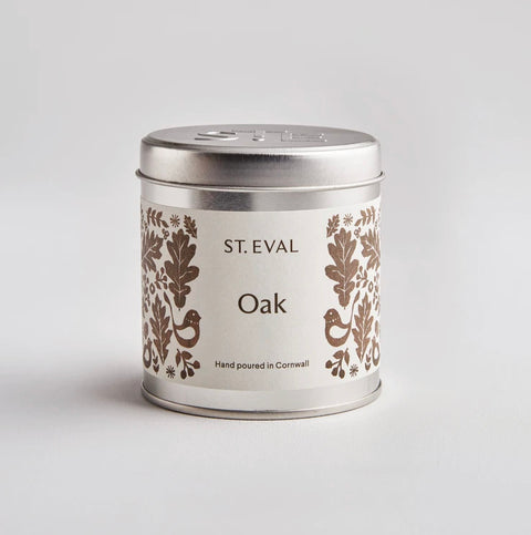St Eval - Oak Candle