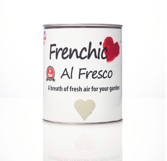 Frenchic Al Fresco paint - Wise Old Sage 750ml,  - Bramley & White | Upholstery, Homewares & Furniture