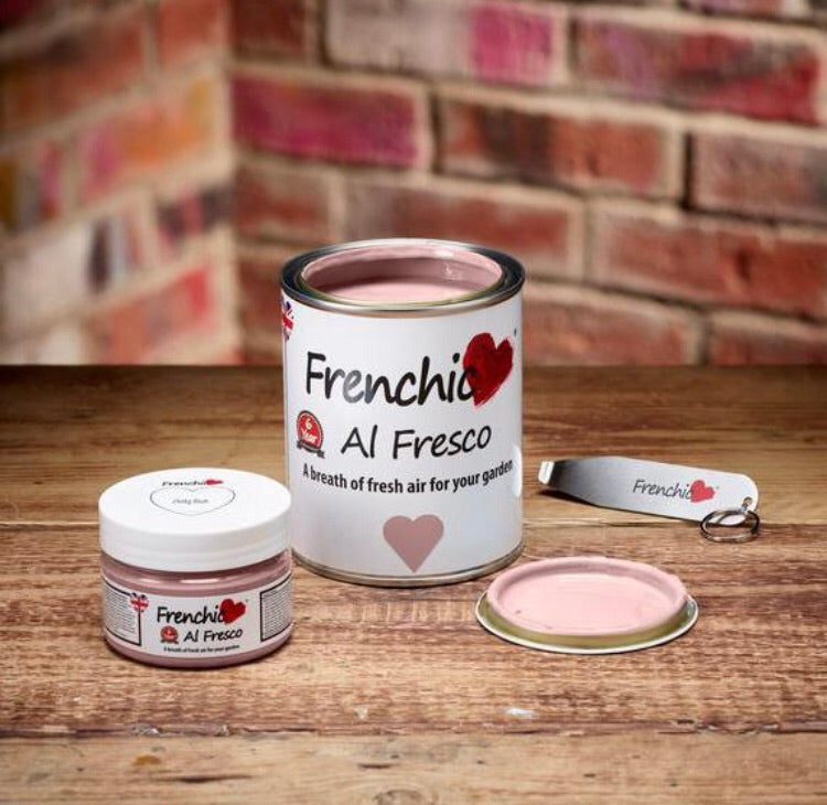 Frenchic Al Fresco paint - Dusky Blush  750ml,  - Bramley & White | Upholstery, Homewares & Furniture