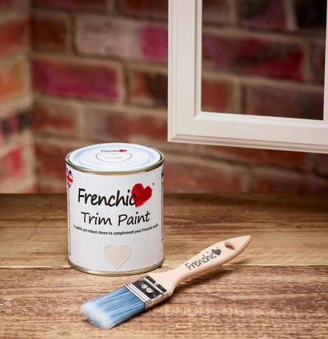 Chalk Trim paint  - Parchment
