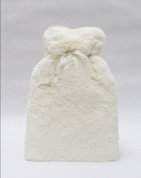 Chalk - Teddy hot water bottle - Arctic