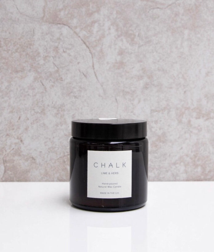 Chalk - Lime & Herb candle,  - Bramley & White | Upholstery, Homewares & Furniture