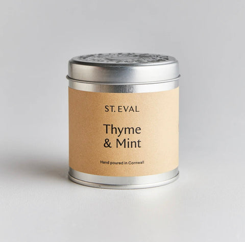 St Eval - Thyme & Mint Candle