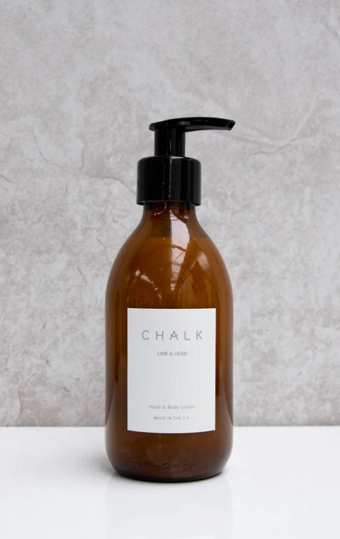 Chalk - Lime & Herb Hand & Body Lotion