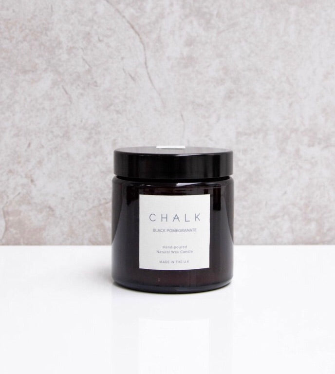 Chalk - Black Pomegranate,  - Bramley & White | Upholstery, Homewares & Furniture