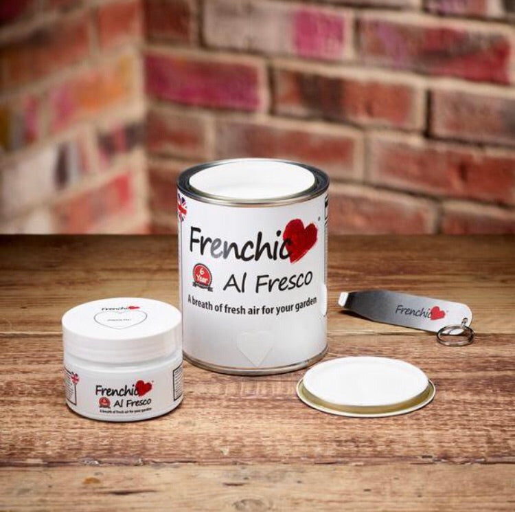 Frenchic Al Fresco paint - Dazzle Me 750ml,  - Bramley & White | Upholstery, Homewares & Furniture