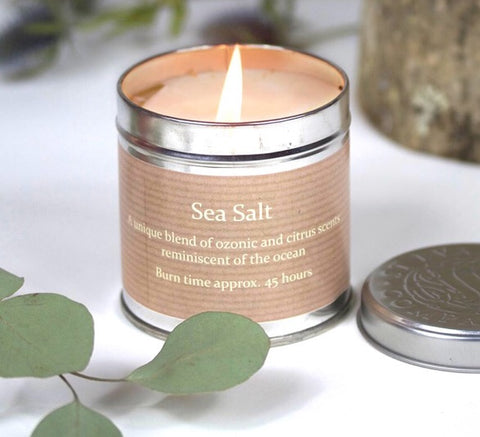 St Eval Candle - Sea Salt,  - Bramley & White | Upholstery, Homewares & Furniture