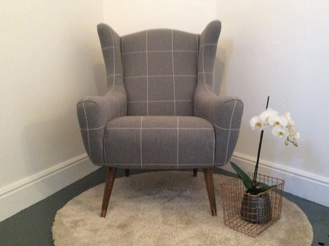 'Hello Lennon' Chair,  - Bramley & White | Upholstery, Homewares & Furniture