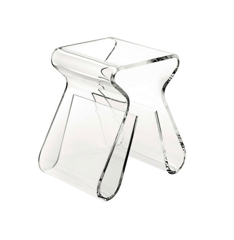 Magino side acrylic table, Table - Bramley & White | Upholstery, Homewares & Furniture