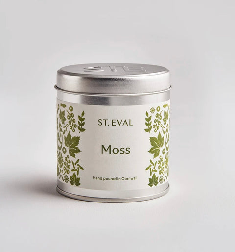 St Eval - Moss Candle